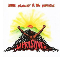 Bob Marley & The Wailers ‎– Uprising – Cd
