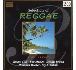 Artisti Vari  ‎– Selection Of Reggae – Cd- Audio