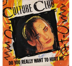 Culture Club ‎– Do You Really Want To Hurt Me – 45 RPM