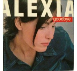 Alexia ‎– Goodbye - CD