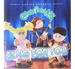 Cabbage Patch Kids ‎– Sing For You - CD