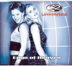 2 Unlimited ‎– Edge Of Heaven - CD