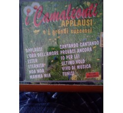 I Camaleonti - Applausi e i grandi successi - CD Compilation