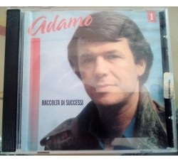 Adamo ‎– Raccolta di successi 1 - CD