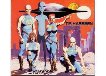 Dr. Hasbeen – Signs - CD