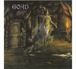 Goad – In The House Of The Dark Shining Dreams - CD-Audio
