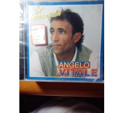 Angelo Vitale - So' disoccupato  – CD