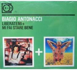 Biagio Antonacci – Liberatemi + Mi Fai Stare Bene - CD