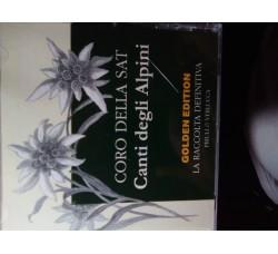 Coro della SAT - Canti degli Alpini  – CD