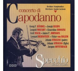 Berliner Symphoniker, Isaiah Jackson (2) – Concerto Di Capodanno - CD