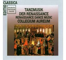 Collegium Aureum – Tanzmusik Der Renaissance - CD