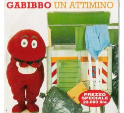 Gabibbo* ‎– Un Attimino - CD