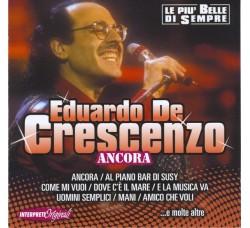 Eduardo De Crescenzo – Ancora - CD