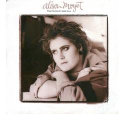 Alison Moyet – That Ole Devil Called Love – 45 RPM