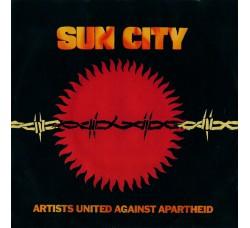 Artists United Against Apartheid – Sun City – 45 RPM