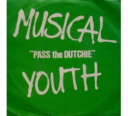 Musical Youth – Pass The Dutchie – 45 RPM