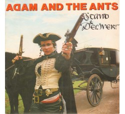 Adam And The Ants ‎– Stand & Deliver! – 45 RPM