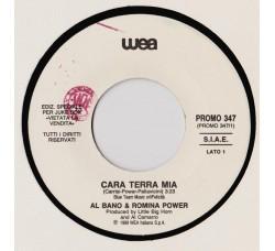 Al Bano & Romina Power / Gigliola Cinquetti – Cara Terra Mia / Ciao - (Single jukebox)