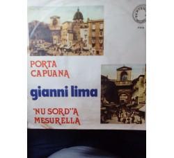 Gianni Lima - Porta Capuana / 'Nu sord' 'a mesurella  – 45 rpm
