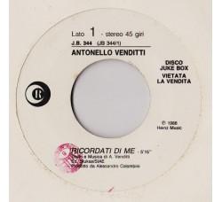 Antonello Venditti – Ricordati Di Me – 45 RPM