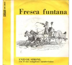 Enzo De Simone – Fresca Funtana – 45 RPM