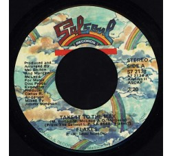 Flakes – Take It To The Max / Flakes Rap  – 45 RPM