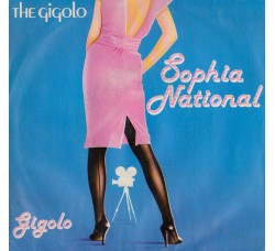 The Gigolo (2) ‎– Sophia National – 45 RPM