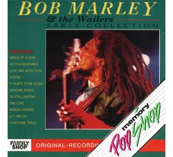 Bob Marley & The Wailers ‎– Early Collection - CD