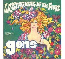 Gens – La Stagione Di Un Fiore - 45 RPM