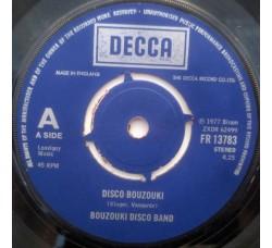 Bouzouki Disco Band* – Disco Bouzouki