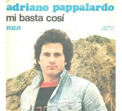 Adriano Pappalardo – Mi Basta Così