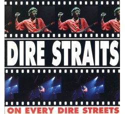 Dire Straits – On Every Dire Streets - CD