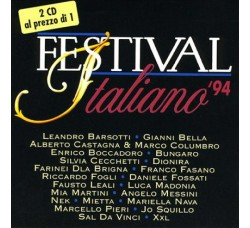 Various – Festival Italiano '94 - CD