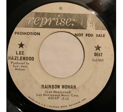 Lee Hazlewood – Rainbow Woman – 45 RPM
