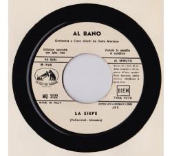 Al Bano* – La Siepe – Juke-box