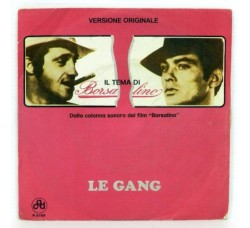 Le Gang – Borsalino (Il Tema di Borsalino) – 45 RPM