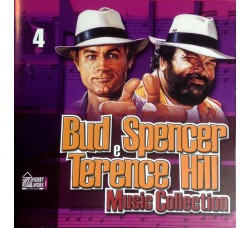 Bud Spencer e Terence Hill (2) – Music Collection 4 - CD