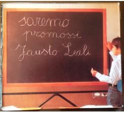 Fausto Leali – Saremo Promossi - CD