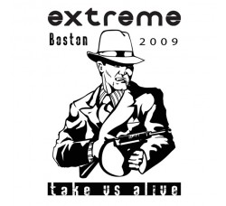Extreme ‎– Take Us Alive - Boston 2009 - CD