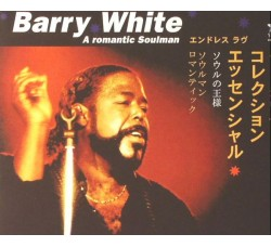 Barry White ‎– A Romantic Soulman - CD