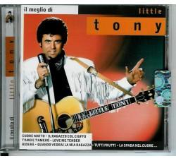 Little Tony – Il Meglio Di Little Tony - CD Compilation