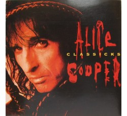 Alice Cooper (2) ‎– Classicks  – CD