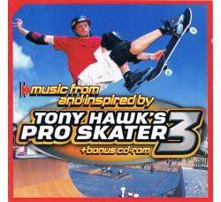 Various ‎– Music From And Inspired By Tony Hawk's Pro Skater 3 – CD