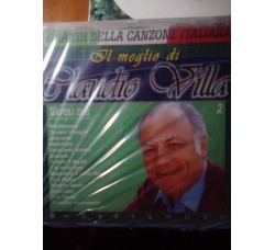 Claudio Villa - Il meglio di Claudio Villa – (CD)