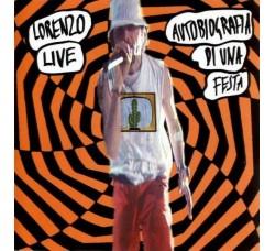 LORENZO – Lorenzo Live - Autobiografia Di Una Festa – CD