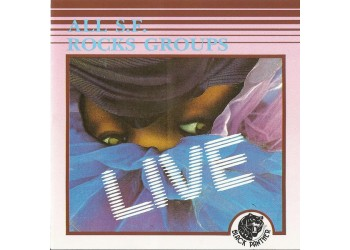 Various – All S.F. Rocks Groups – CD