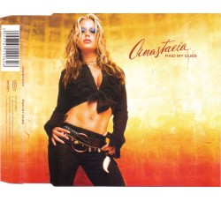 Anastacia ‎– Paid My Dues – CD  Maxi Single