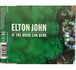 Elton John ‎– If The River Can Bend – CD  Single