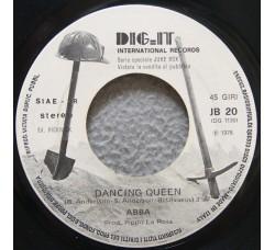 ABBA / Il Nuovo Raccolto – Dancing Queen / Ho Sbagliato Io  – 45 RPM (juke box)