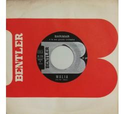 Barimar E La Sua Grande Orchestra* – Malia / Concerto Tango – 45 RPM